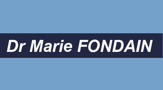 Dr Marie FONDAIN