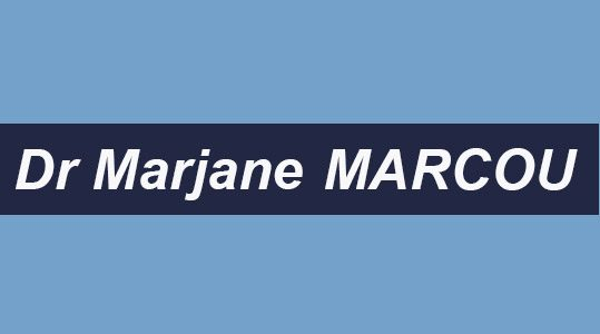 Dr Marjane MARCOU